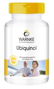 Ubiquinon Coenzym Q10, 50 mg, 120 Softgels 48,95 €
