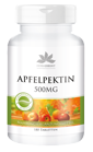 Apfelpektin 500mg mit Calcium 180 Tabletten, vegetarisch