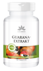 Guarana-Extrakt 300mg, 120 Tabletten. 4-fach konzentriert aus 1200mg Guarana. Vegan