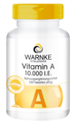 Vitamin A 10.000 I.E., 100 vegetarische Tabletten