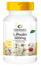L-Prolin 500mg, vegan